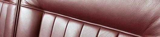 Intérieur cuir rouge