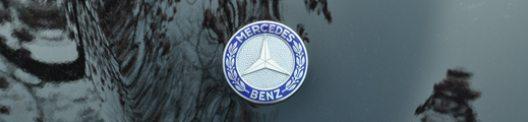 Mercedes Benz rénovée